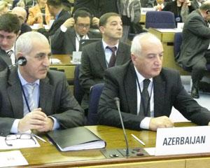 Administrasiya rəhbəri BMT-nin Plenar iclasında iştirak edib