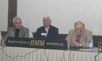 <b>Ziyalılar Forumu yeni toplantıya hazırlaşır</b>