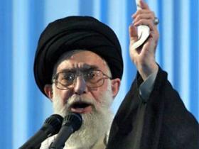 <b>İranın dini liderindən siyasi fətva </b>