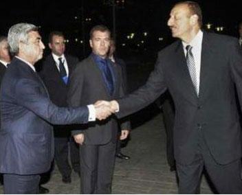 Serj Sarkisyan və İlham Əliyev görüşə hazırdır