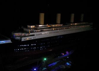 """""""Titanik""""in xilasına 30 saniyəsi çatmayıb"""