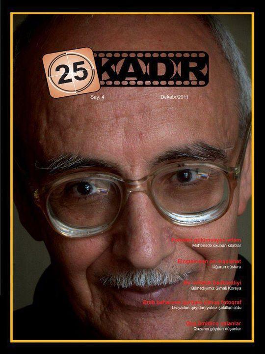 Rafiq Tağıya həsr edilən beynəlxalq jurnal çıxdı - <font color=red>25-ci kadr</font>