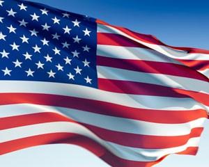 Amerika bayrağı endirildi