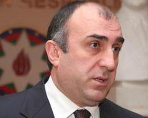 Elmar Məmmədyarov İsrail diplomatı ilə görüşdü