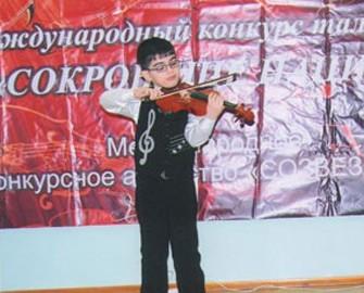 Gənc musiqiçilərimiz böyük uğur qazandılar