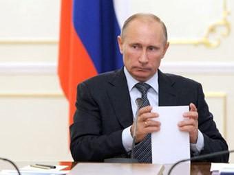 Vladimir Putin dediyini etdi