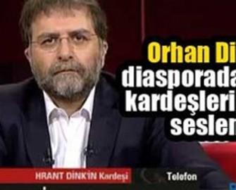 Hrant Dinkin qardaşı qondarma erməni soyqırımı qanununa qarşı çıxdı