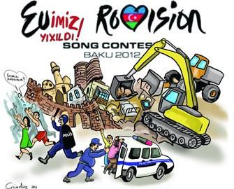 """<b>Danimarkadan """"Avrovizion -2012""""-ni - <font color=red>boykot təşəbbüsü</b></font>"""