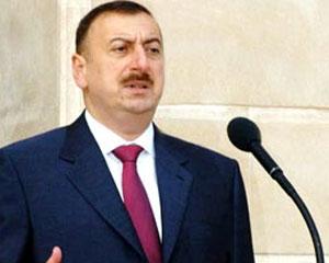 <b>Belarus prezidenti İlham Əliyevi təltif etdi</b>