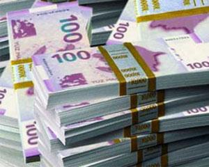 Azərbaycanda dövriyyədə olan pul kütləsinin həcmi 9 milyard 991,9 milyon manat təşkil edir
