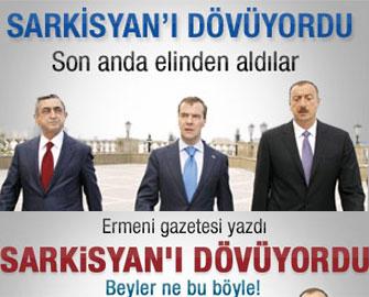 <b>İlham Əliyev Sərkisyan davası  Türkiyə mətbuatında -<font color=red> Fotolar</b></font>