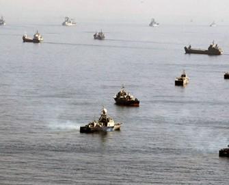 İran yeni hərbi təlimlərə başladı