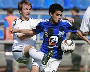 Azərbaycanlı futbolçu Rusiya yığmasına dəvət aldı