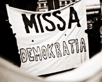 <b>Müxalifət Demokratik Cəmiyyət Uğrunda Müqavimət Hərəkatı yaratdı</b>