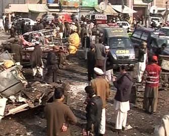 <b>Pakistanda dəhşətli partlayış oldu</b>