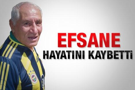 Türk futbolunun əfsanəsi dünyasını dəyişdi