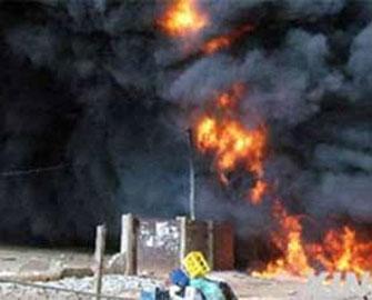 <b>İraqda partlayışda 25 nəfər öldü</b>