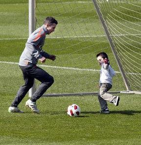 """5 yaşlı futbolçu """"Arsenal""""ın təklifini rədd etdi"""