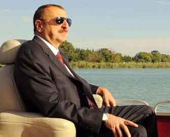 <b>Azərbaycan prezidentinin adı 100 ən nüfuzlu şəxsin siyahısında</b>
