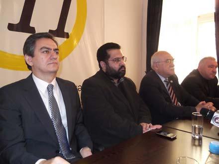 İctimai Palatada fövqəladə toplantı