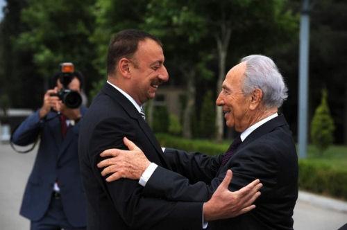 <b>İsrail prezidenti İlham Əliyevə təşəkkür etdi</b>