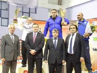 <b>Yığmamız Qızıl Qran-Pri turnirində üçüncü oldu</b>