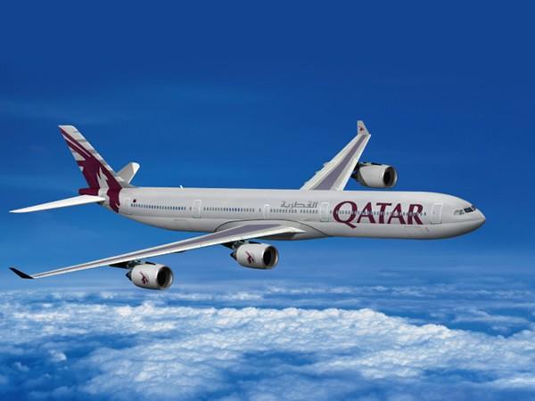 """""""Qatar Airways"""" Azərbaycana ilk uçuşunu etdi"""