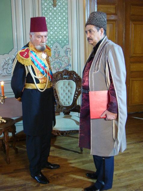 Azərbaycan filmində türkiyəli aktyorlar