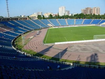 Azərbaycan paytaxtında yeni stadion tikilir
