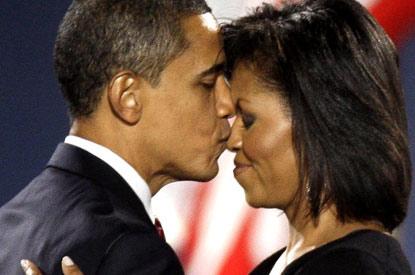 <b>Obamanın sevgililər günü</b>
