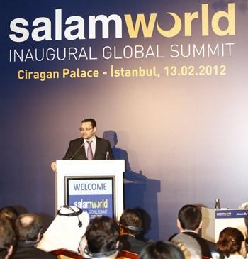 """Müsəlman """"Facebook""""un qlobal sammiti keçirildi"""