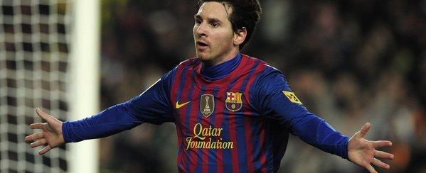 """Messi """"Valensiya"""" ilə """"poker oynadı"""""""