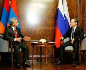 Rusiya Ermənistana arxa çıxdı