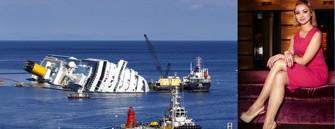 <b>Kapitanla öpüşdü, gəmi batdı</b>