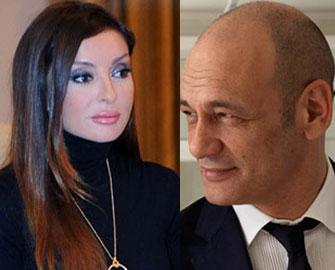 <b>Mehriban Əliyeva məşhur dizaynerlə görüşdü</b>