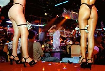 <b>Kosmostda striptiz klub açılır</b>