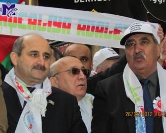 <b>Azərbaycanlı deputatların mitinq şəkilləri -<font color=red>Fotosessiya</b></font>