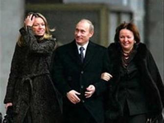"""<b>""""Qızlarımı rahat buraxın""""-<font color=red>Putin</b></font>"""