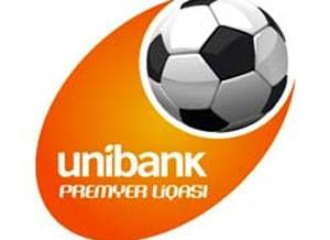 Unibank premier-liqasında XXII turun statistikası