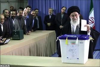 <b>Xamneyi İran əhalisini seçkilərə çağırdı</b>