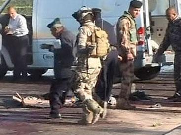 İraqda 20-dən artıq polis öldürüldü