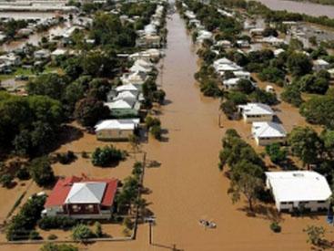 Avstraliyanı sel basıb