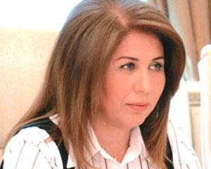 """<b>Bahar Muradovaya """"Şöhrət"""" ordeni verildi - <font color=red>Sərəncam</b></font>"""