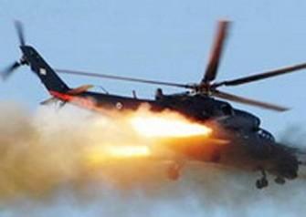 <b>Helikopter qəzaya düşdü, 5 əsgər öldü</b>