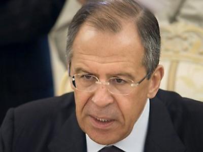 Lavrov gəlir