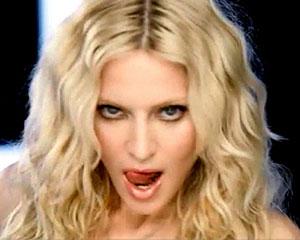 <b>Madonnanın erotik klipinə qadağa -<font color=red> Fotolar</b></font>