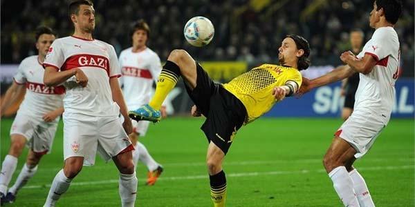 Bundesliqada 1 oyunda 8 qol