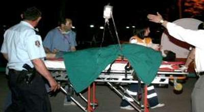 Qəza oldu, 7 nəfər yaralandı