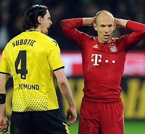 """""""Bavariya""""nın son ümidlərini Robben basdırdı"""