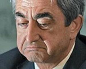 <b>Ermənistanın kasıb prezidenti</b>